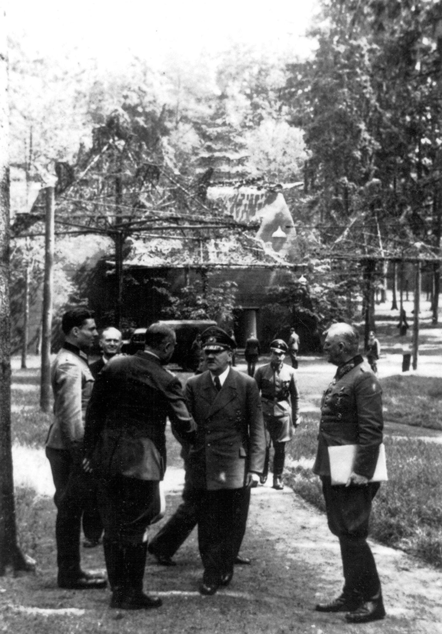 Stauffenberg Attentat