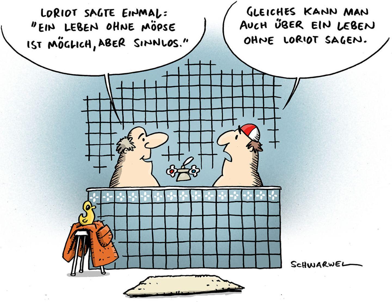 Loriot - Comic