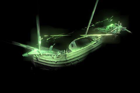 Renaissance Schiffswrack