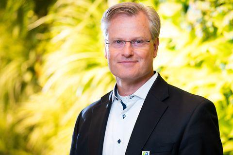 Frosch-Geschäftsführer Reinhard Schneider
