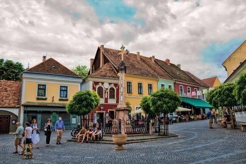 Szentendre in Ungarn