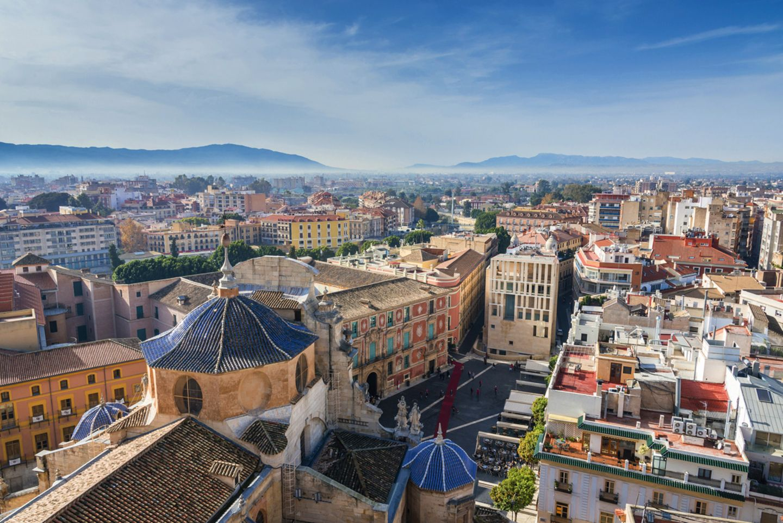 Murcia, Spanien