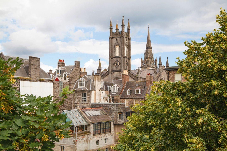 Aberdeen, Schottland