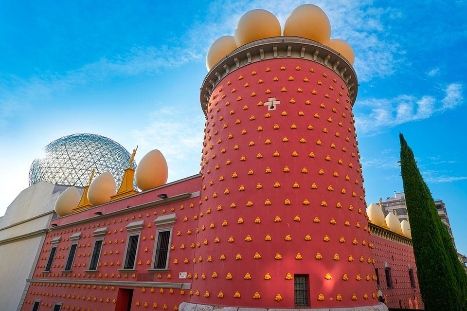 Figueres, Spanien