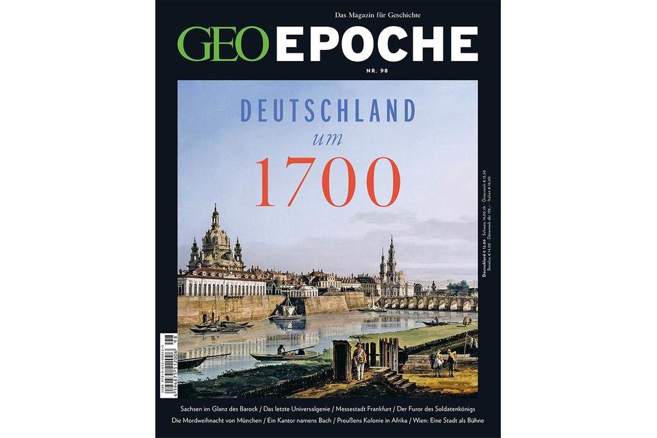 GEO EPOCHE Nr. 98: GEO Epoche Nr. 98 - Deutschland um 1700