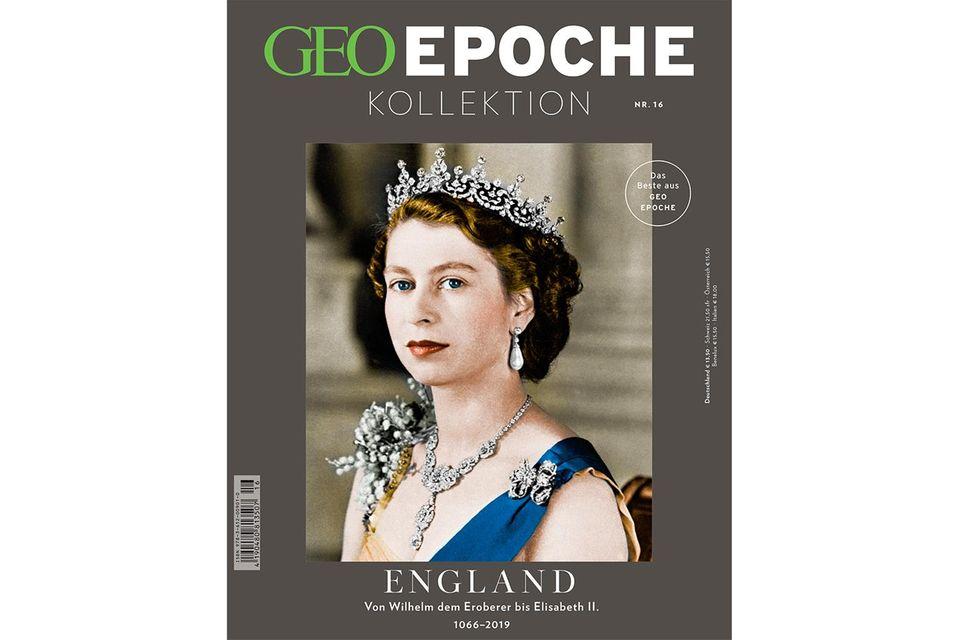 GEO EPOCHE Kollektion Nr. 16: England