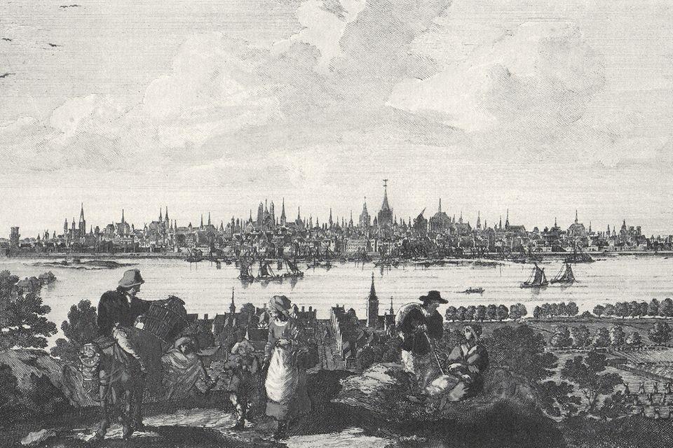 Köln um 1700