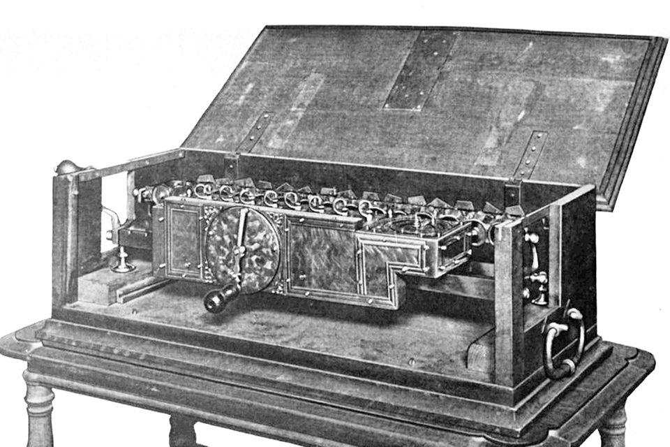 Leibniz'sche Rechenmaschine