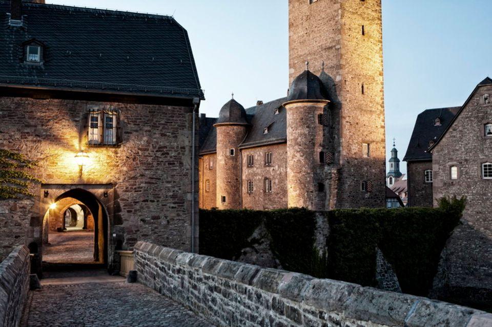 Steinau an der Strasse, Schloss Steinau