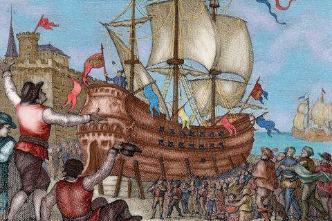 Das Schiff Victoria