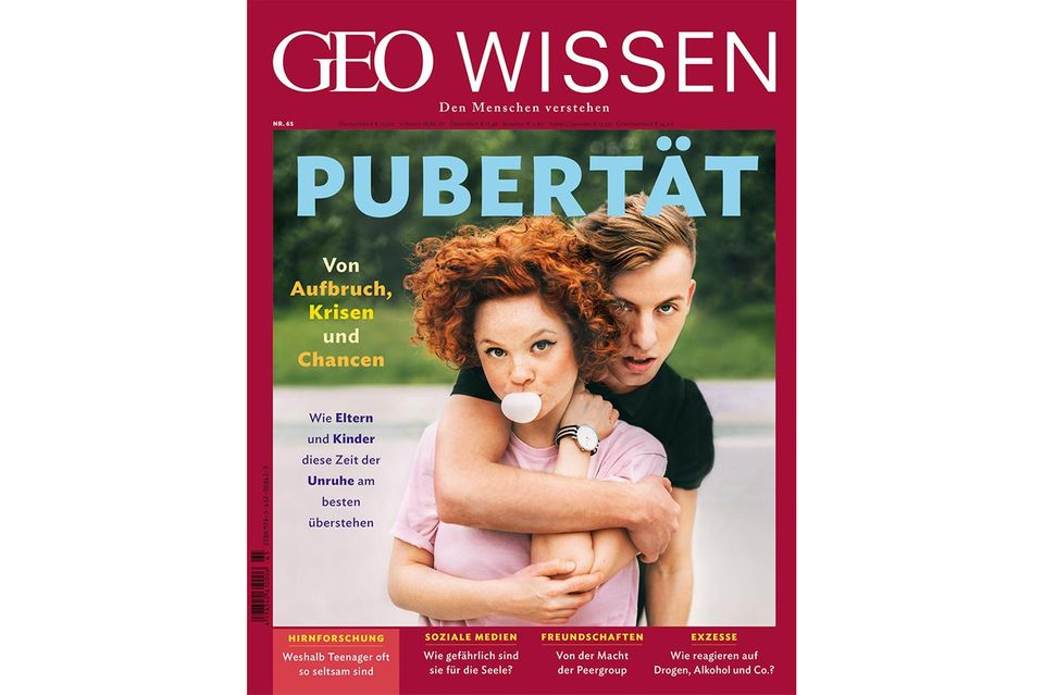 GEO Wissen - Pubertät
