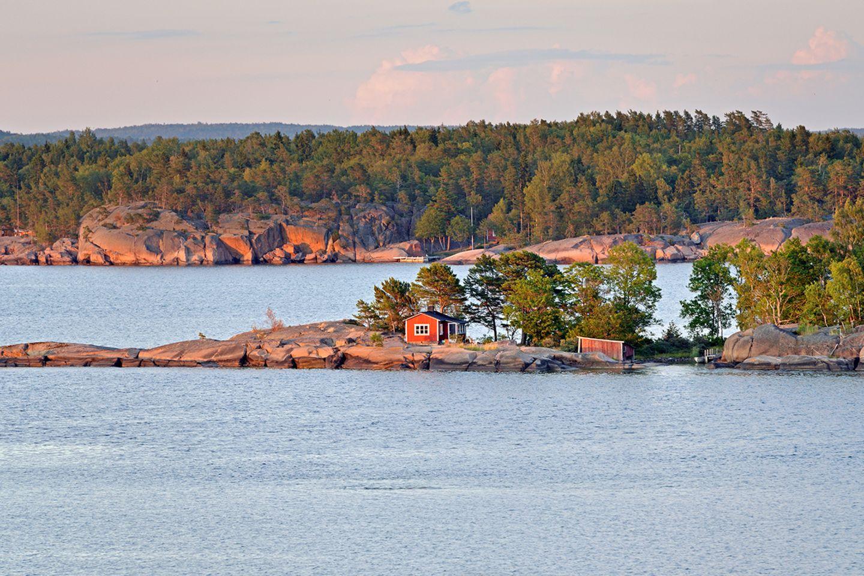 Aland, Finnland / Schweden