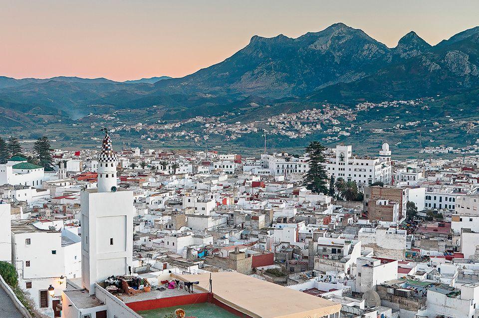 Tétouan, Marokko
