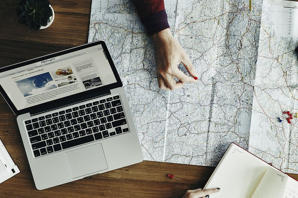 Auswandern - Planung