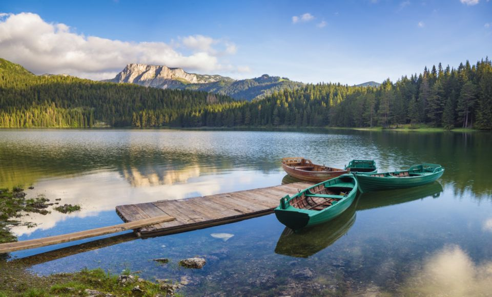 Nationalpark Montenegro