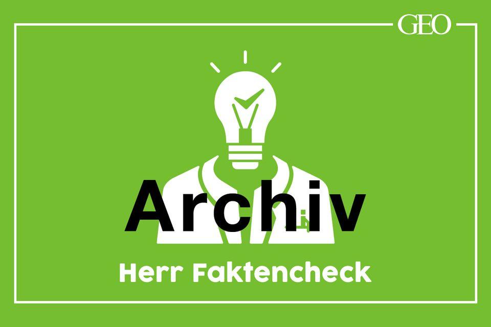 Podcast: Geschichten vom Schreibtisch eines Fakten-Checkers