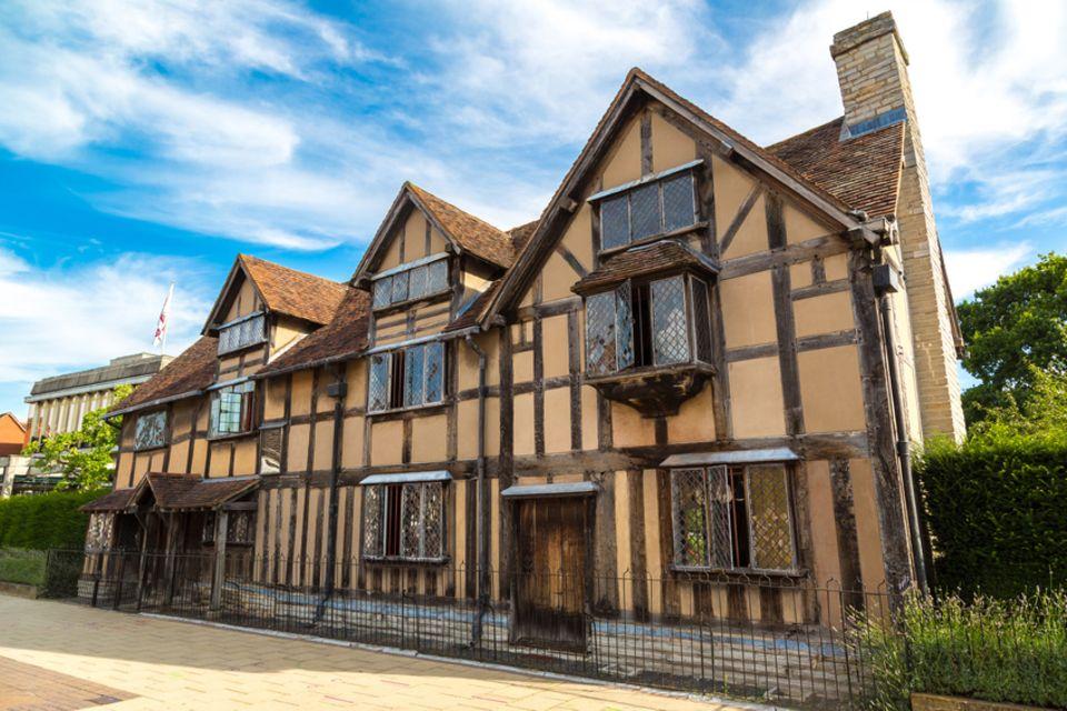 Geburtshaus von William Shakespeare