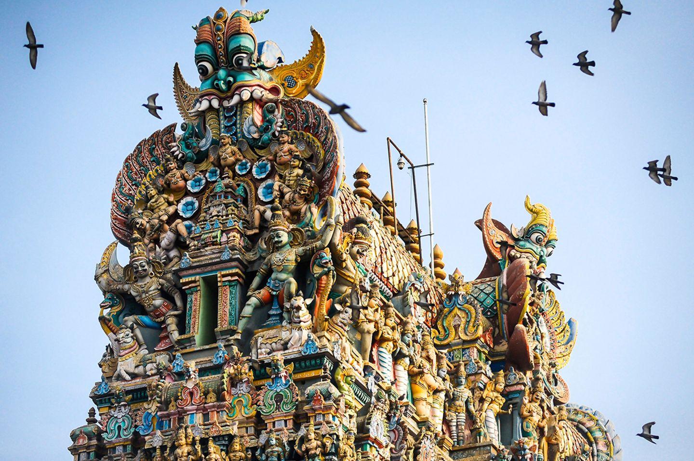 Minakshi-Tempel