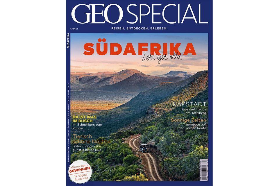 GEO Special Nr. 05/2019: GEO Special Nr. 05/2019 - Südafrika