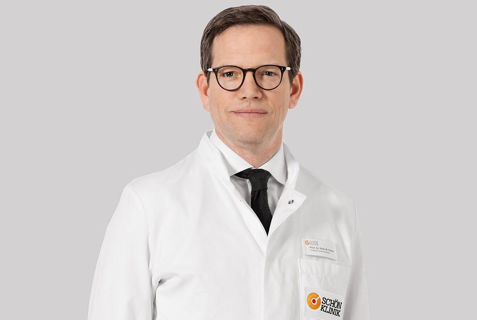 Prof. Dr. Peter Radke, Ärztlicher Direktor der Schön Klinik Neustadt
