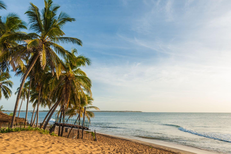 Arugam Bay Bucht in Sri Lanka