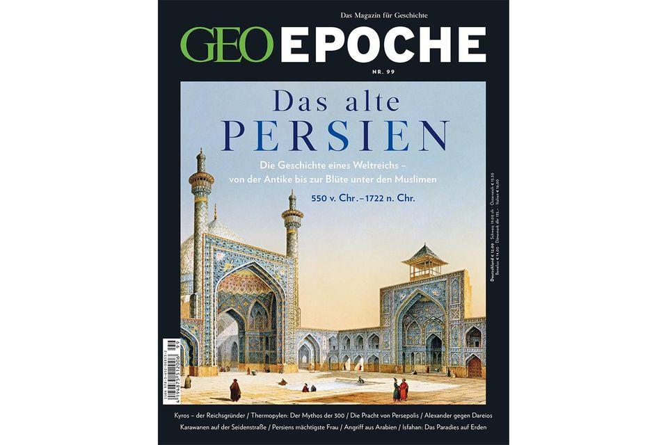 GEO Epoche Nr. 99: GEO Epoche Nr. 99 - Das alte Persien