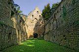 Klosterruinen auf Disibodenberg