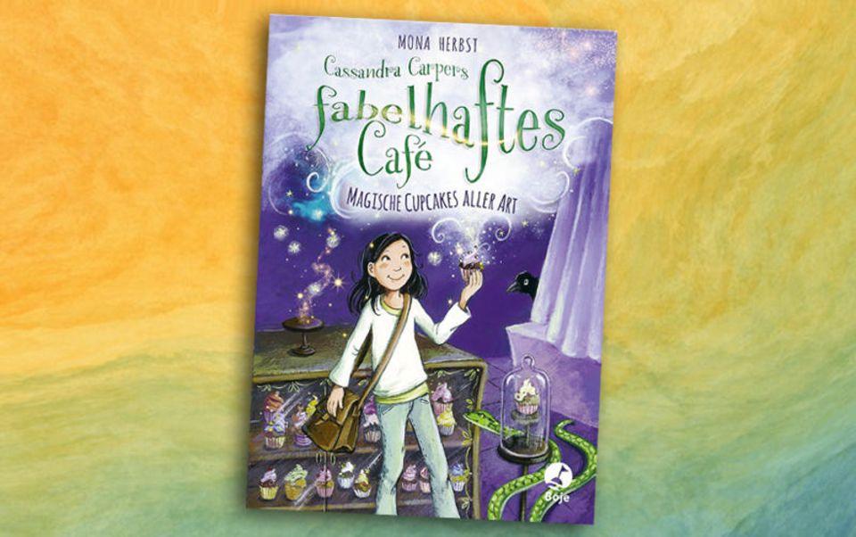 Cassandra Carpers fabelhaftes Café: Magische Cupcakes