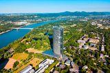 Post Tower, Bonn