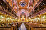 Synagoge der Dohánystraße