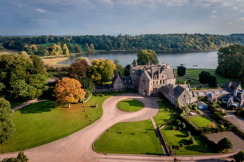 Castle Leslie Estate, Co Monaghan, Ireland