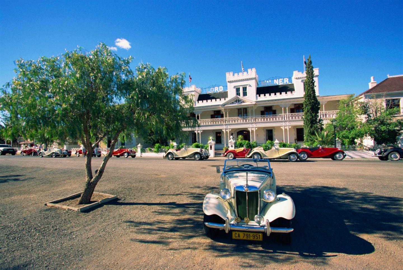 Lord Milner Hotel, Matjiesfontein, Afrika