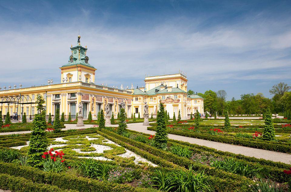 Wilanów-Palast, Warschau
