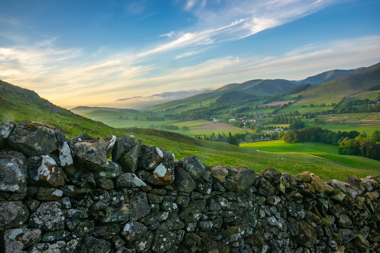 Scottish Borders, Schottland