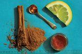 Zitronensirup gegen Husten und Erkältung