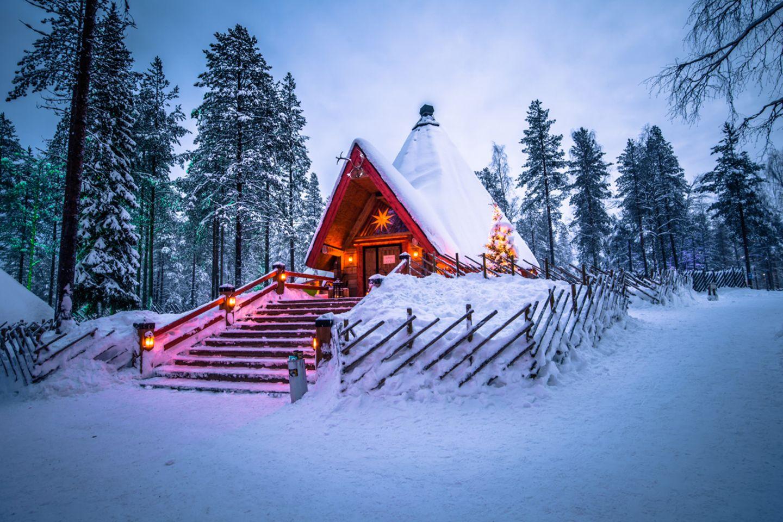 Rovaniemi, Finnland