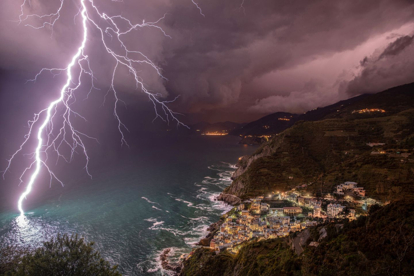 Elena Salvai/Weather Photographer of the Year 2019