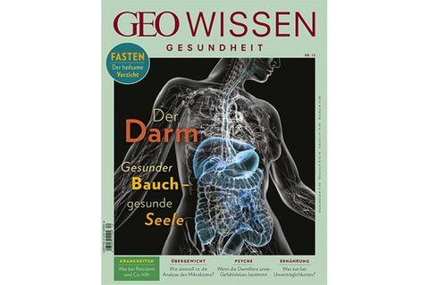 GEO Wissen Gesundheit Nr. 12: Der Darm
