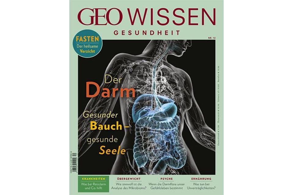 GEO Wissen Gesundheit Nr. 12: GEO WISSEN GESUNDHEIT Nr. 12 - Der Darm