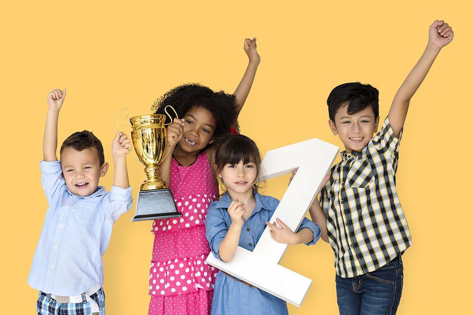 Wettbewerbe für Kinder
