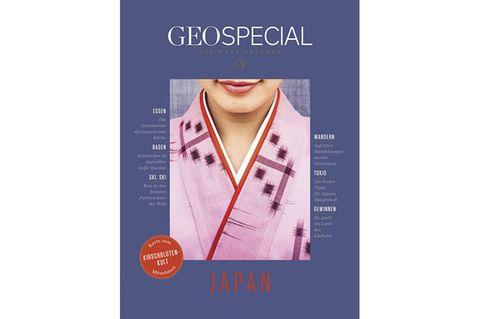 GEO SPECIAL Nr. 06/2019: Japan