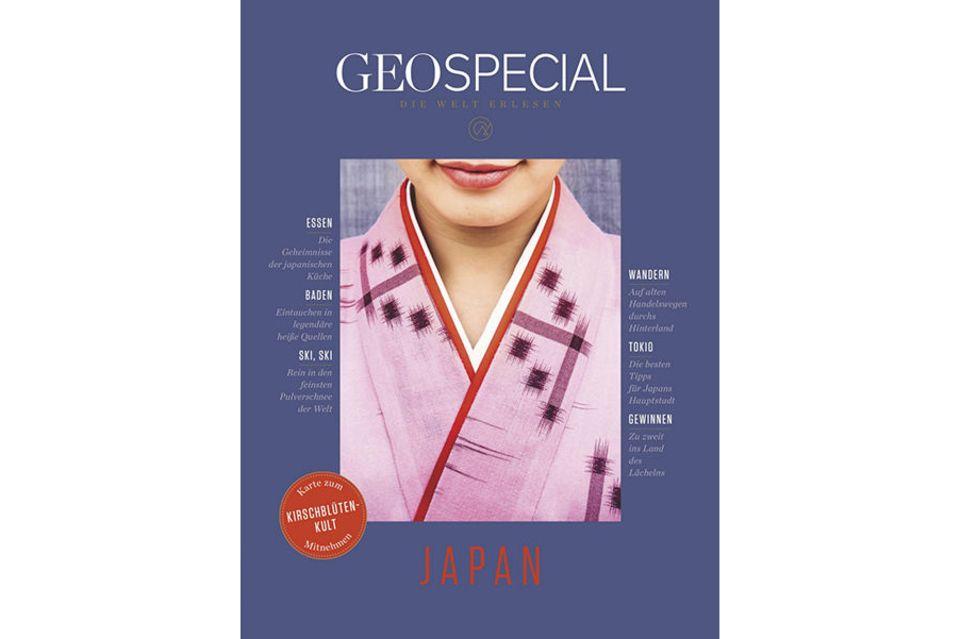 GEO SPECIAL Nr. 06/2019: GEO SPECIAL Nr. 06/2019 - Japan