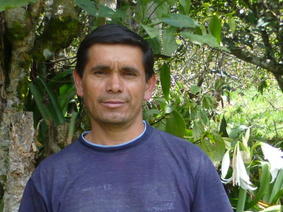 """Ángel Flores, Waldschutzaktivist """"Wir werden nicht locker lassen, die Nebelwälder zu beschützen"""""""