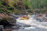 Rafting - Franklin River