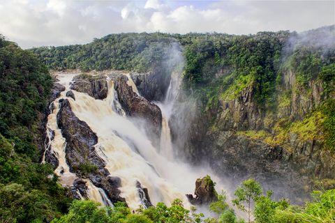 Barron Falls in Australien
