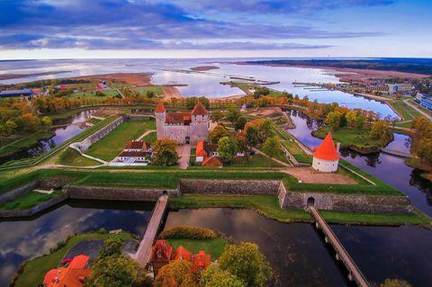Saaremaa, Estland