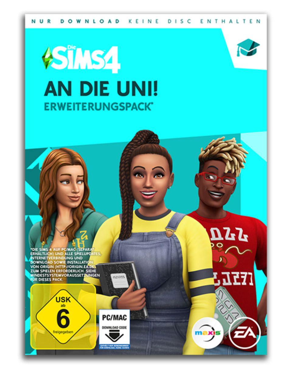 Sims 4: An die Uni!: Die Sims tauchen ins Studentenleben ein!