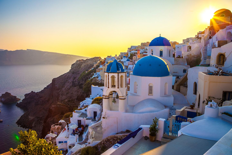 Griechenland, Santorini