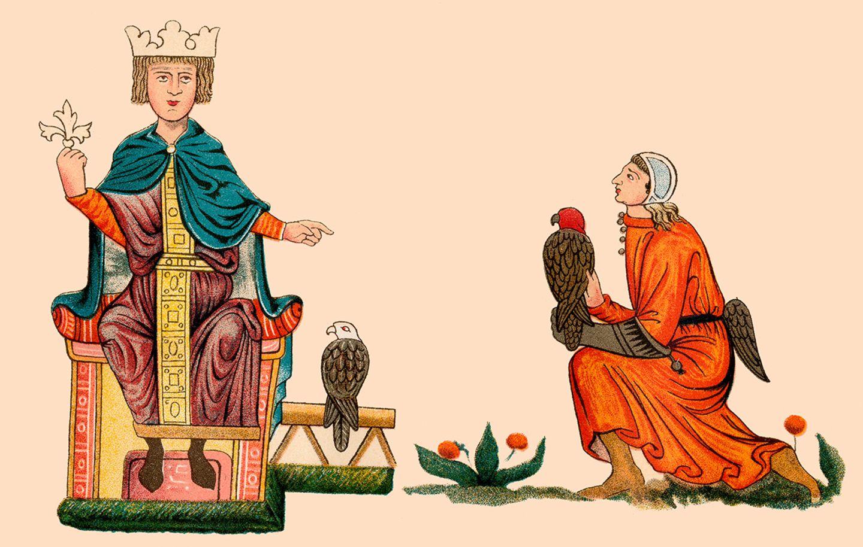 Friedrich II., 1194 - 1250