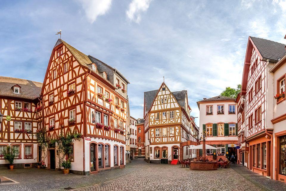 Altstadt von Mainz